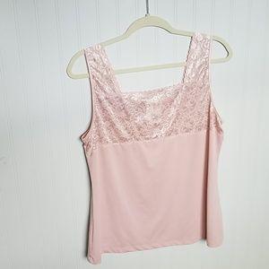 Blush Pink Cami/Tank